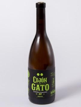 Vino Cojón de Gato Blanco Gewürztraminer Somontano