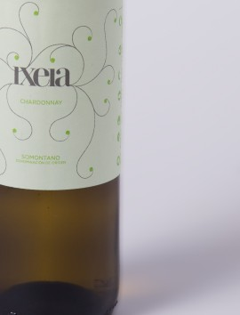Vino Ixeia Blanco Chardonnay