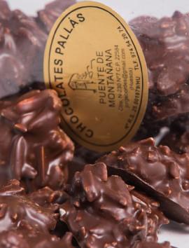 Rocas Negras Chocolates Pallás