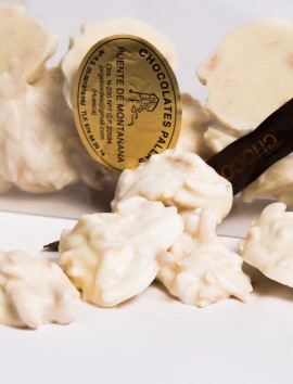Rocas Blancas Chocolates Pallás