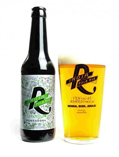 Cerveza Rondadora IPA