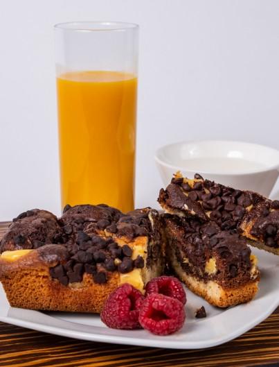 Tarta Choco-Crema Repostería del Somontano