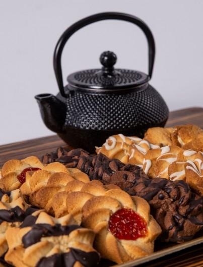 Pastas de Té Clásicas Repostería del Somontano