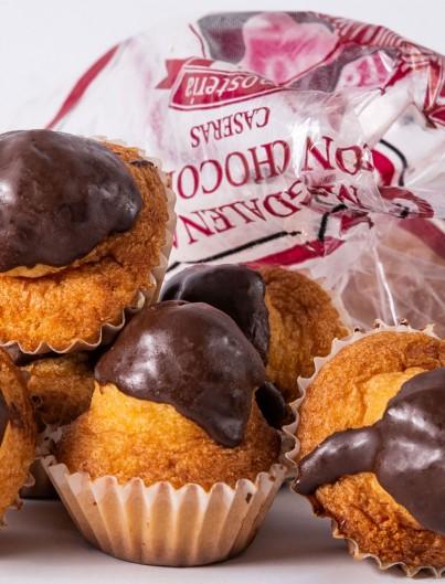 Magdalenas Chocolate Repostería del Somontano