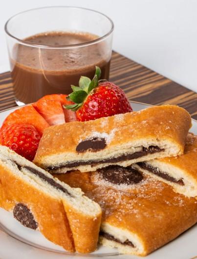 Farinosos con Cacao y Avellanas