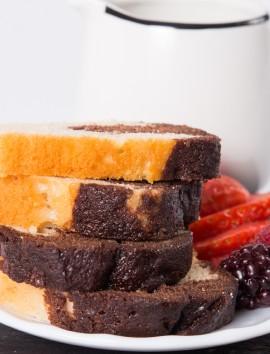 Cake Mármol Repostería Porta
