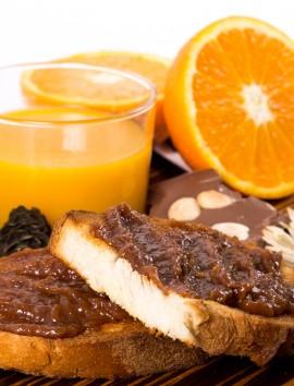 Mermelada de Naranja y Chocolate