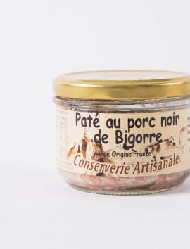 Paté au porc noir de Bigorre