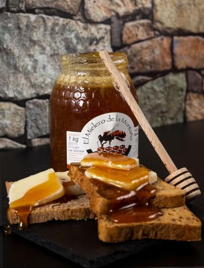Miel de Bosque del Mielero de la Montaña