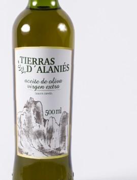 Tierra D'Alaniés Aceite de Oliva Virgen Extra