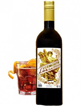 Vermouth Ana Lascellas Rojo