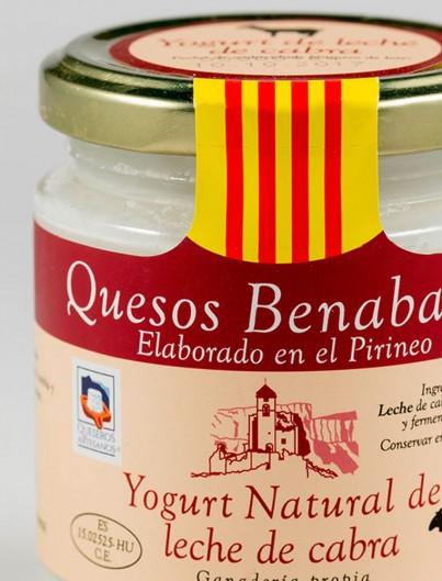 Yogur de Cabra Benabarre