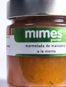 Mermelada Mimes de Manzana a la Menta
