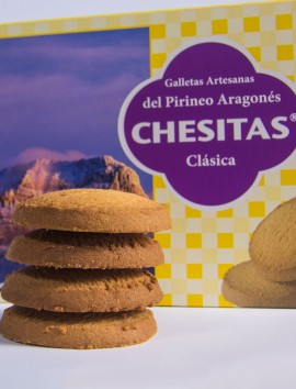 Galletas Chesitas Originales