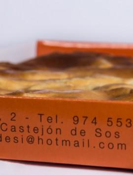 Pastillo de Calabaza El Forno de Castejón de Sos