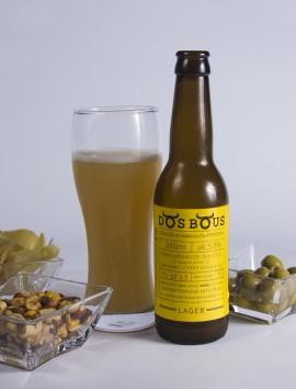 Dos Bous Lager Cerveza Artesanal