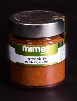 Mermelada Mimes de Membrillo y Café