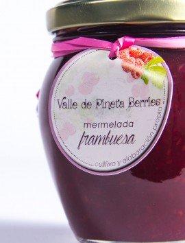 Mermelada Valle de Pineta Berries de Frambuesa