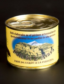 Paté de L'Ainsa Pimienta