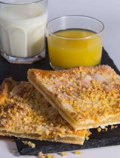 Pastillo de Cabello de Ángel El Forno de Castejón de Sos
