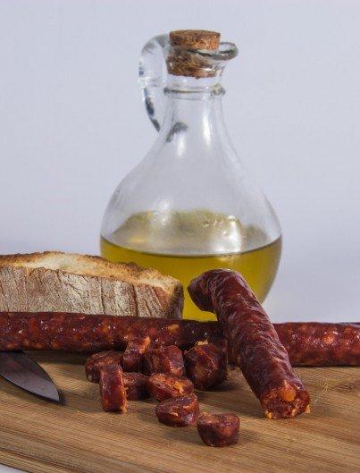 Chorizo de Pascua de Graus Embutidos Aventín
