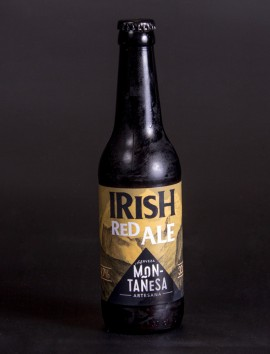 Irish Red Ale Cerveza Montañesa Artesana