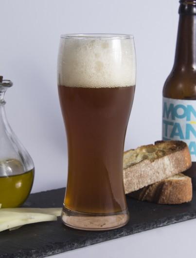 Citra Pale Ale Cerveza Montañesa Artesana