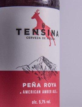 Cerveza Tensina Peña Roy