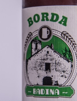 Cerveza Borda Badina