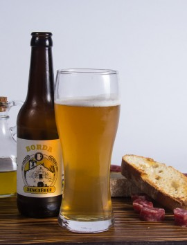 Cerveza Borda Gengibeer