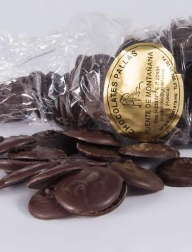Chocholates Pallás Lágrimas de Chocolate Negro