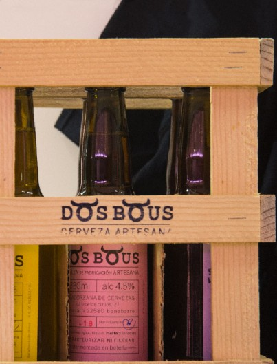 Cerveza Dos Bous Pack