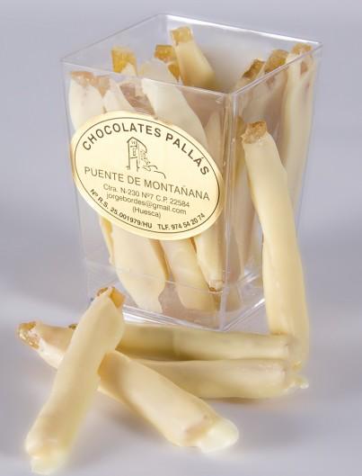 Palitos de Limón de Chocolates Pallás