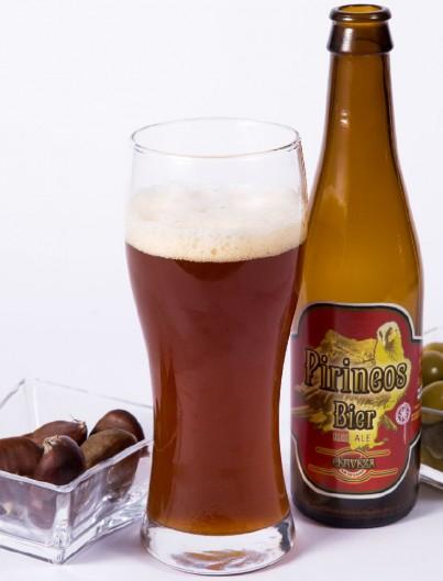 Cerveza Pirineos Bier Red Ale