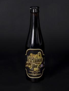 Cerveza Pirineos Bier Negra Stout