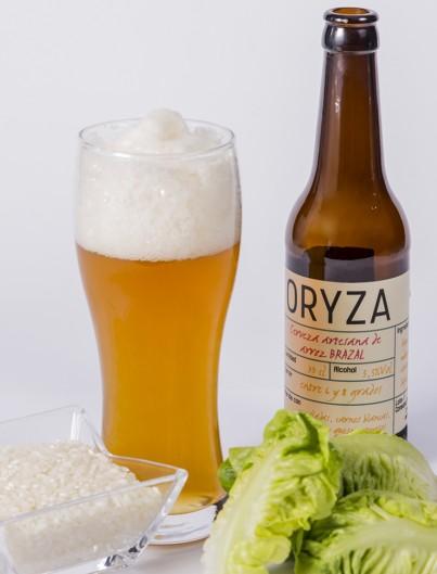 Cerveza de Arroz Oryza