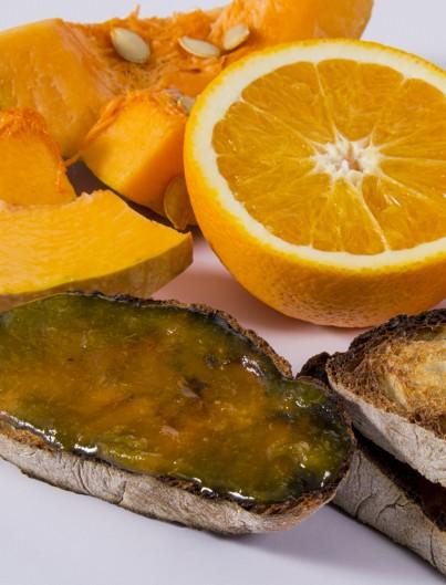 La Cullera Mermeladas de Naranja y Calabaza