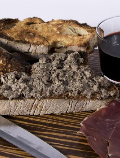 Paté de Benasque Hierbas del Pirineo