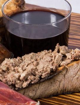 Paté de Benasque de Cerdo Tradicional
