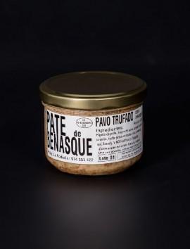 Paté de Benasque de Pavo Trufado